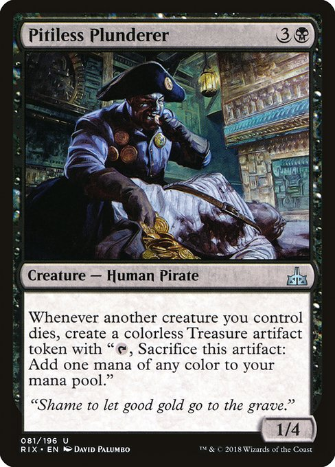 Pitiless Plunderer (RIX)