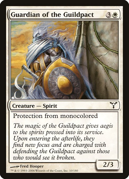 Guardian of the Guildpact (DIS)