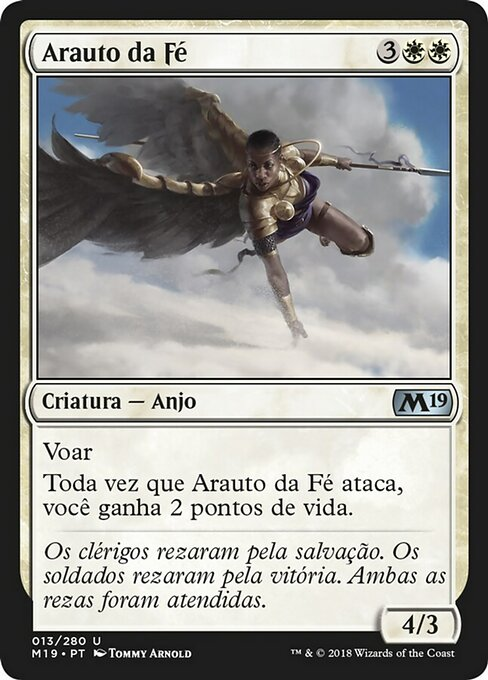 Herald of Faith (M19)