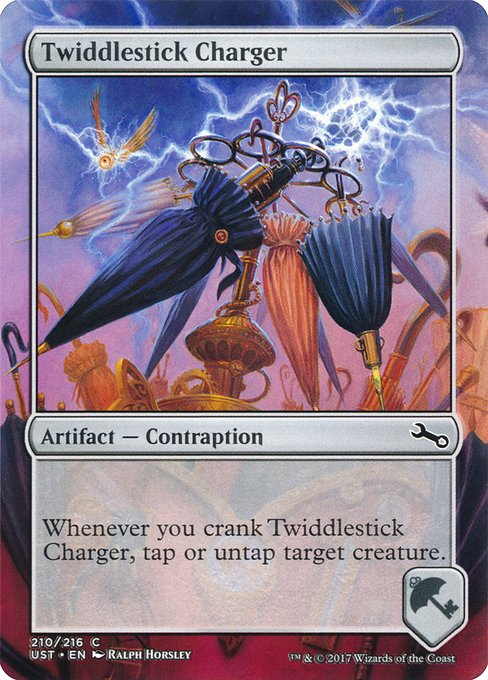 Twiddlestick Charger (UST)