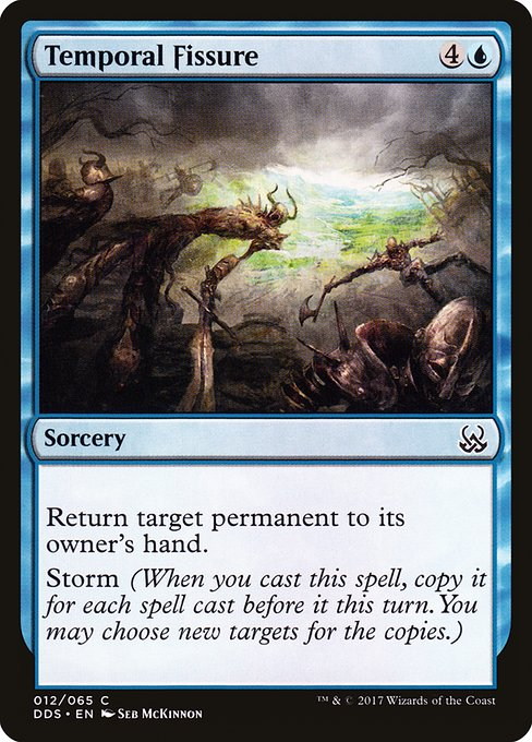 Temporal Fissure (DDS)
