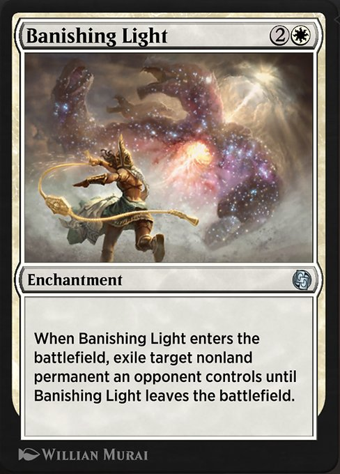 Banishing Light (AJMP)
