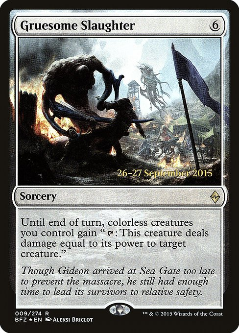 Gruesome Slaughter (PBFZ)