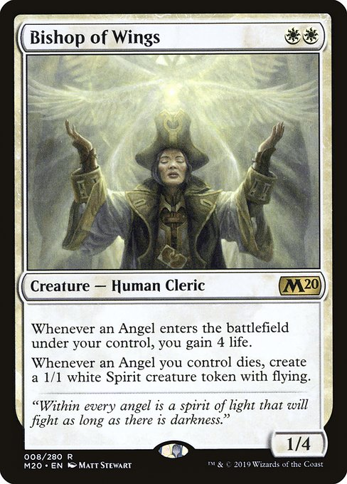 Bishop of Wings (M20)