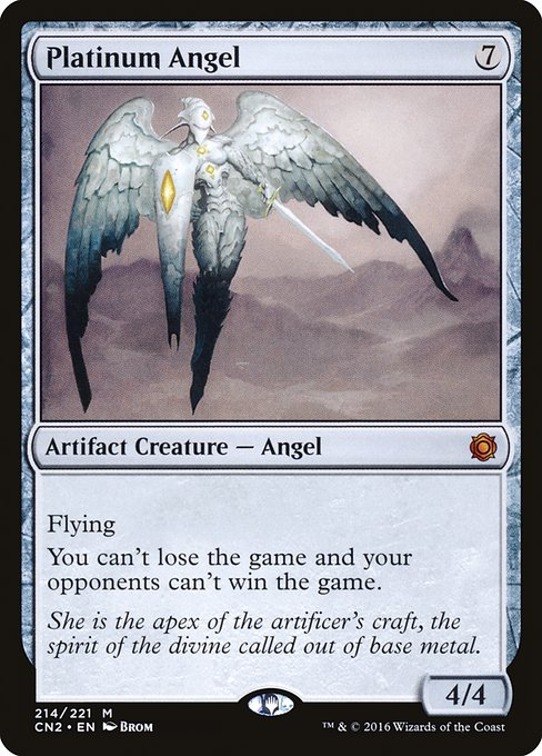 Platinum Angel (CN2)