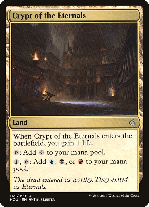 Crypt of the Eternals (HOU)