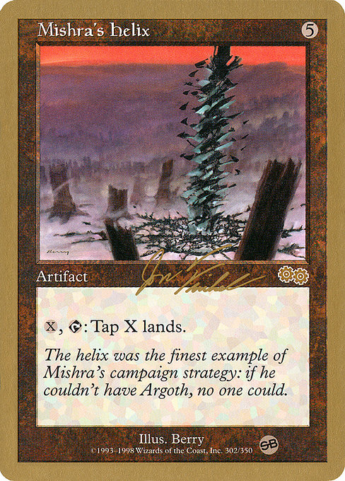 Mishra's Helix (WC00)