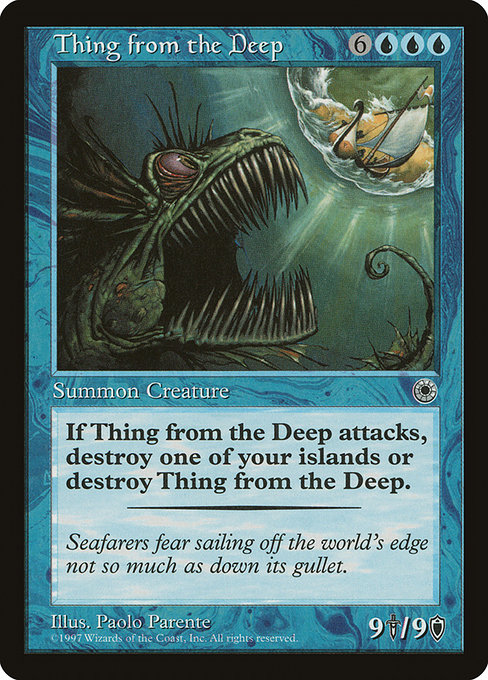 Thing from the Deep (POR)
