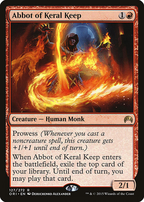 Abbot of Keral Keep (ORI)
