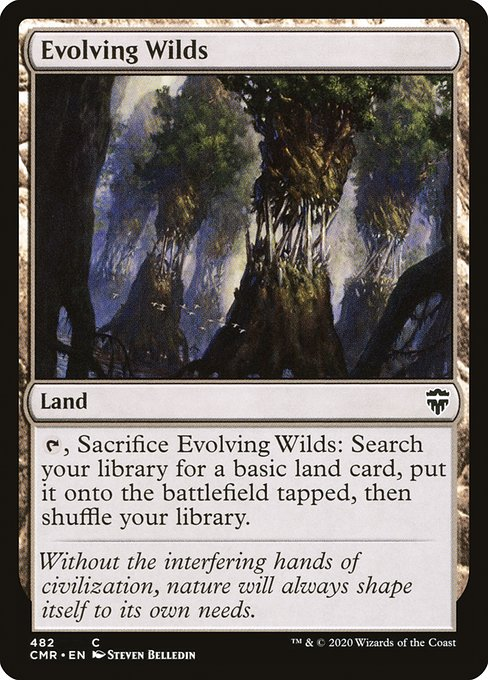 Evolving Wilds (CMR)