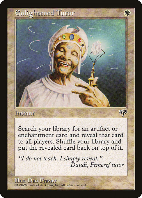 Enlightened Tutor (MIR)