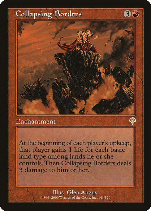 Collapsing Borders (INV)
