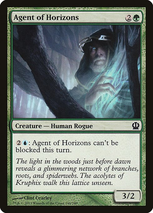 Agent of Horizons (THS)