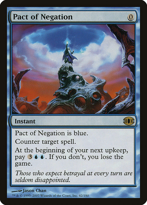Pact of Negation (FUT)