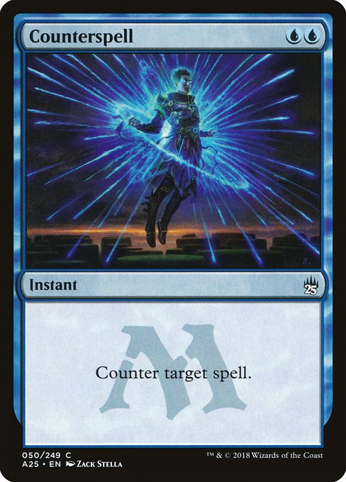 Counterspell (A25)