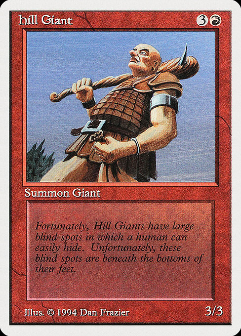 Hill Giant (SUM)