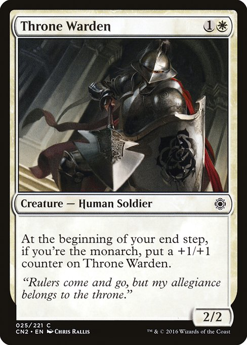 Throne Warden (CN2)