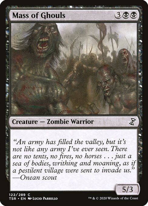 Mass of Ghouls (TSR)
