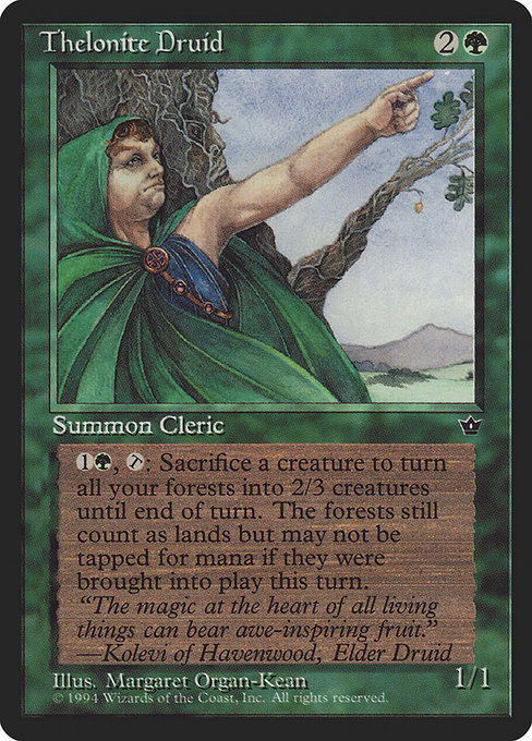 Thelonite Druid (FEM)