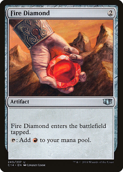 Fire Diamond (C14)