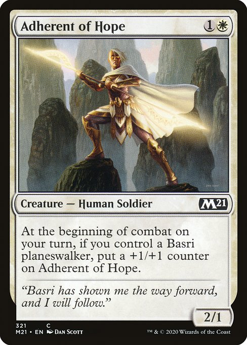 Adherent of Hope (M21)