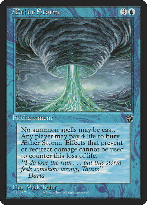 Aether Storm (HML)