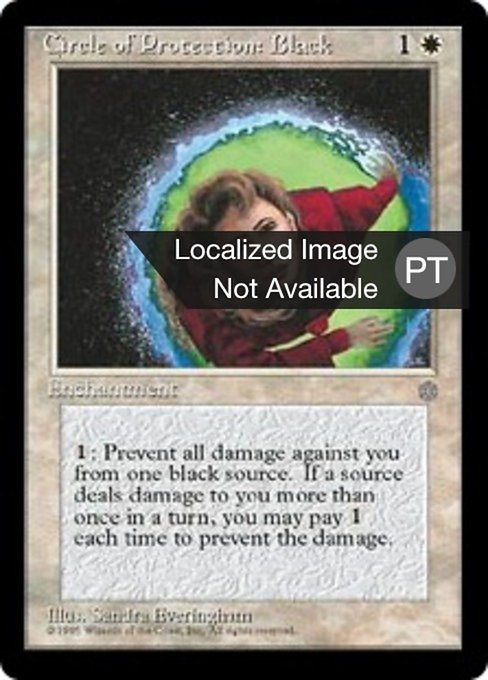 Circle of Protection: Black (ICE)