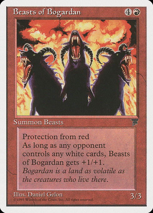 Beasts of Bogardan (CHR)
