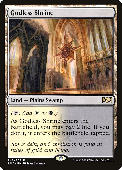 Godless Shrine (RNA)
