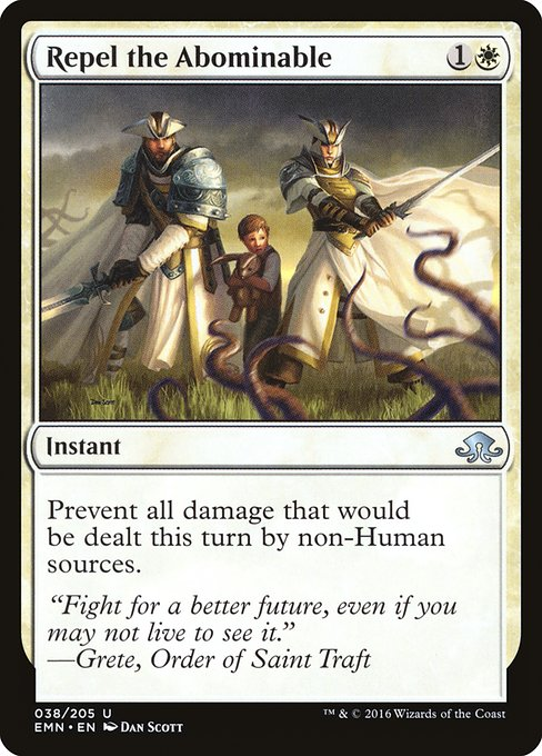 Repel the Abominable (EMN)