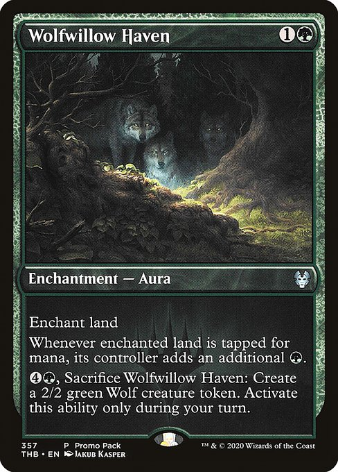 Wolfwillow Haven (THB)