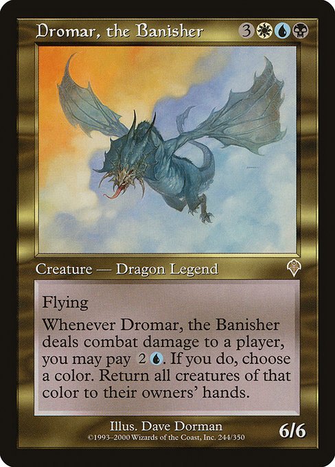 Dromar, the Banisher (INV)