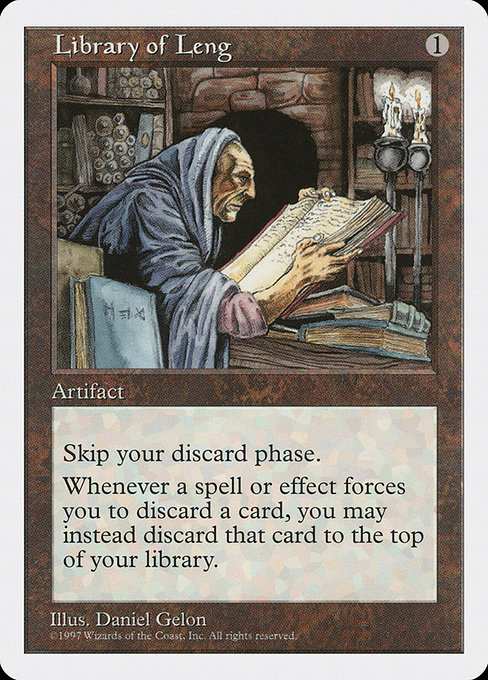 Library of Leng (5ED)