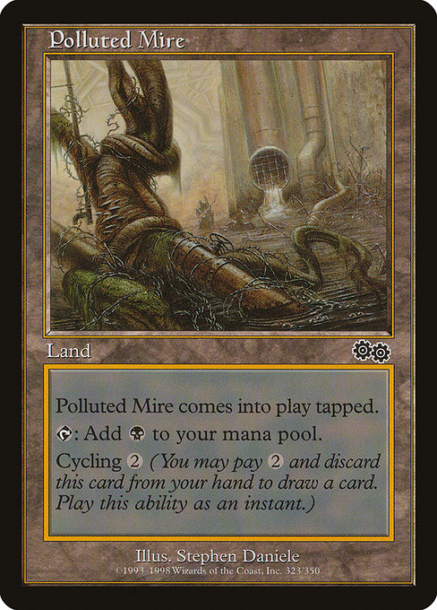 Polluted Mire (USG)