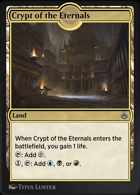 Crypt of the Eternals (AKR)
