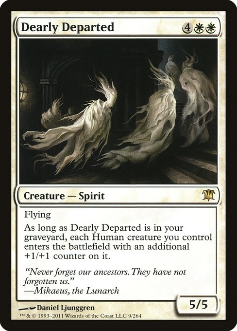 Dearly Departed (ISD)