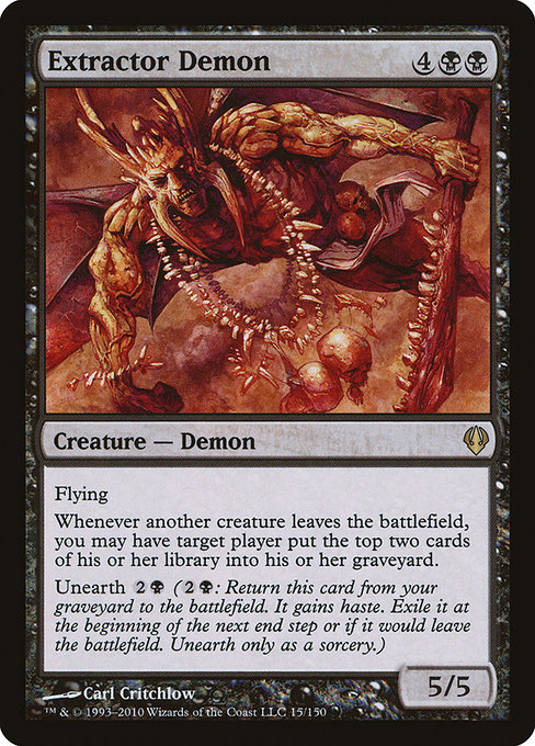 Extractor Demon (ARC)