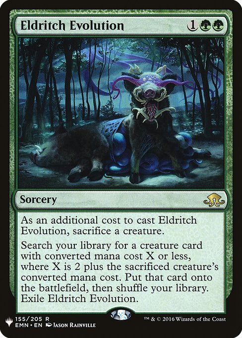 Eldritch Evolution (MB1)