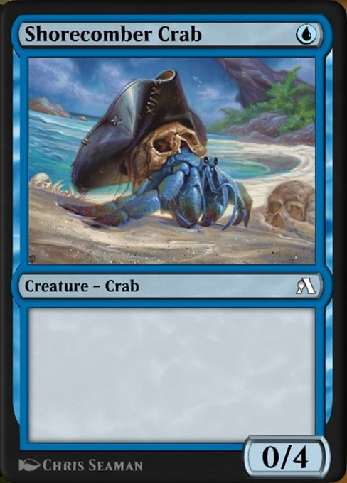 Shorecomber Crab (ANA)