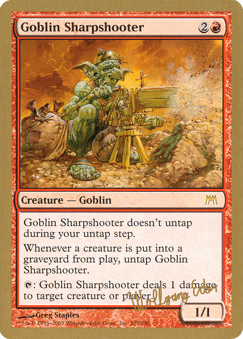 Goblin Sharpshooter (WC03)