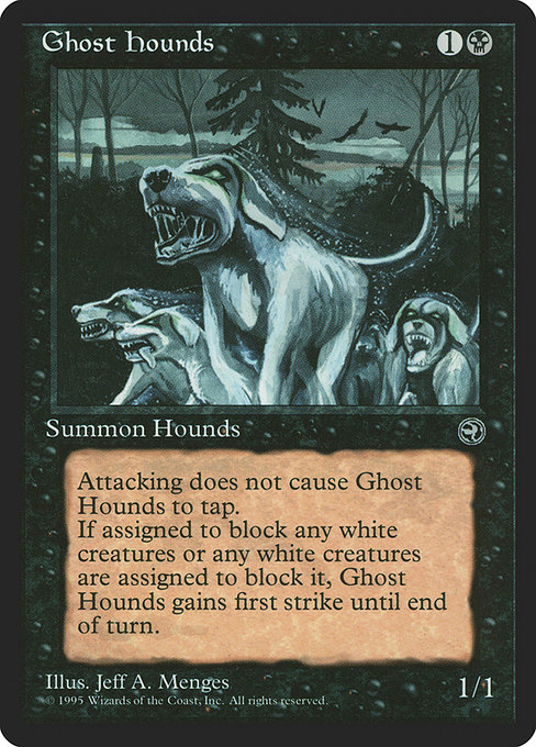 Ghost Hounds (HML)
