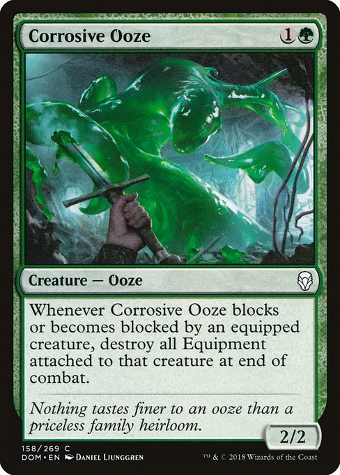 Corrosive Ooze (DOM)