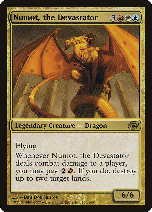 Numot, the Devastator (PLC)
