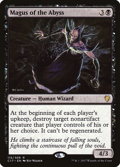 Magus of the Abyss (C17)