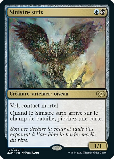 Baleful Strix (2XM)