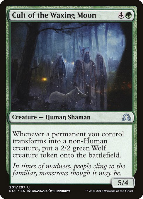 Cult of the Waxing Moon (SOI)