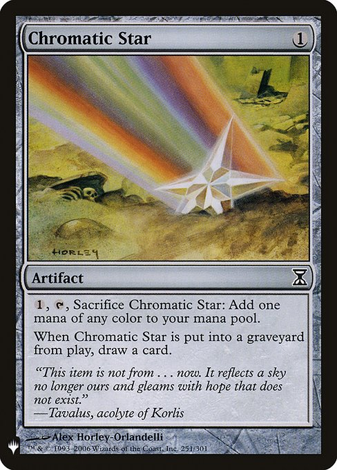 Chromatic Star (MB1)