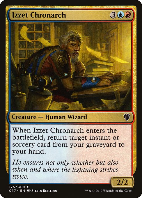 Izzet Chronarch (C17)