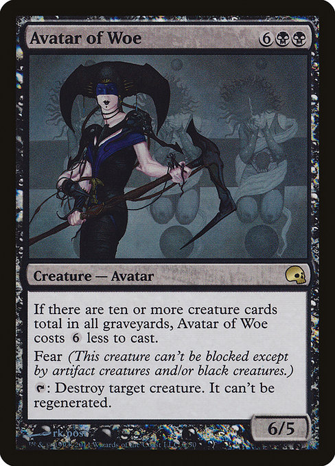 Avatar of Woe (PD3)