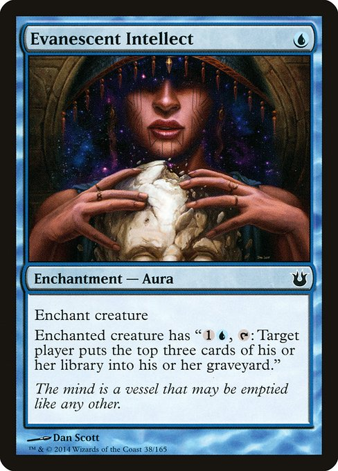 Evanescent Intellect (BNG)
